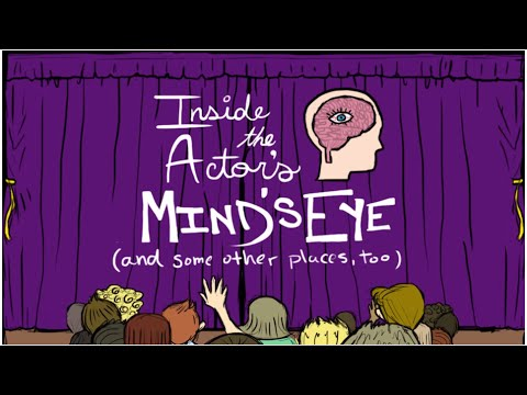 INSIDE THE ACTOR'S MIND'S EYE, Part 3