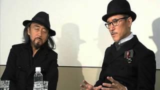 EFAP JAPON 創立10周年記念 山本耀司 x 高橋幸宏 祝賀トークショー2/2