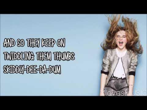 Sabrina Carpenter - Thumbs (Lyrics)