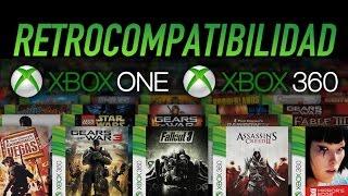 Lo que debes saber de la retrocompatibilidad de Xbox One