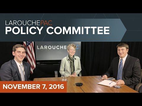 Elect LaRouche's Four Laws