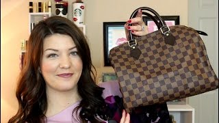 Unboxing Louis Vuitton Speedy 30 | Tips on buying preloved bags on Ebay