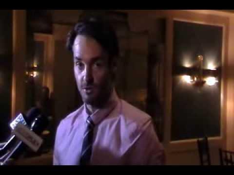 Will Forte Talks About 'Nebraska' at 2013 Virginia Film Festival