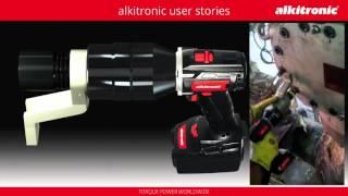 alkitronic Akku Drehmomentschrauber user stories