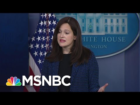 White House Gives Update On SolarWinds Hack Investigation | MSNBC