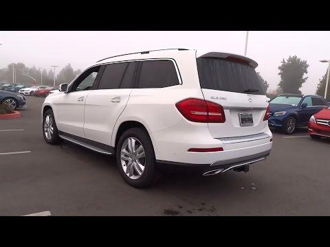 2017 Mercedes-Benz GLS Pleasanton, Walnut Creek, Fremont, San Jose, Livermore, CA 17-0701