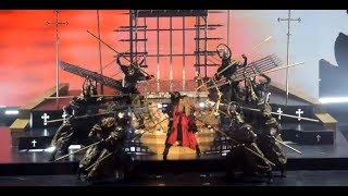 MADONNA - ICONIC (Live in Montreal) REBEL HEART TOUR - FULL HD