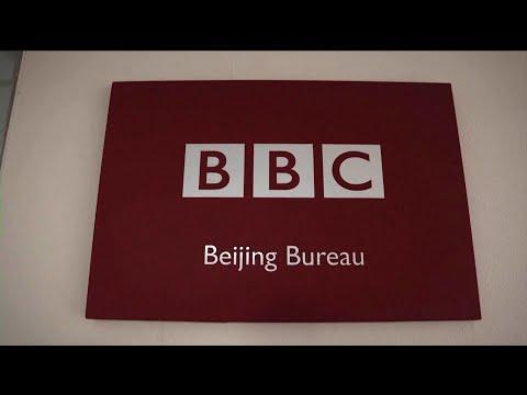 China bans BBC World News