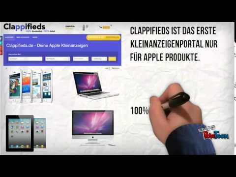 Kleinanzeigenportal für Apple Produkte