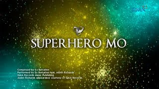 Victor Magtanggol OST: Ex Battalion - Superhero Mo feat. Alden Richards | Official Lyric Video