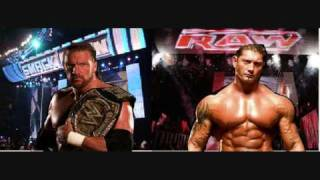 Batista and Triple H