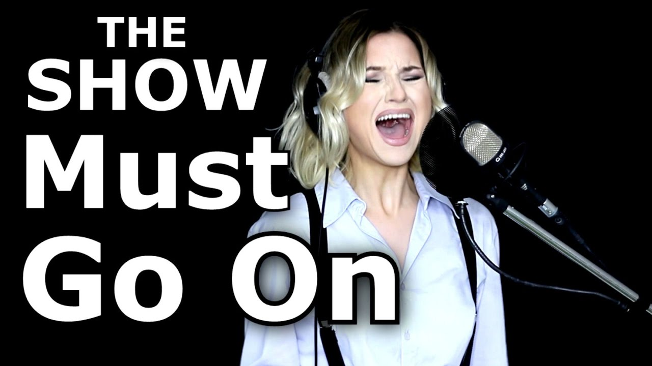 Freddie Mercury – Queen – The Show Must Go On – Cover – Alyona Yarushina –  Ken Tamplin Vocal Academy - YouTube
