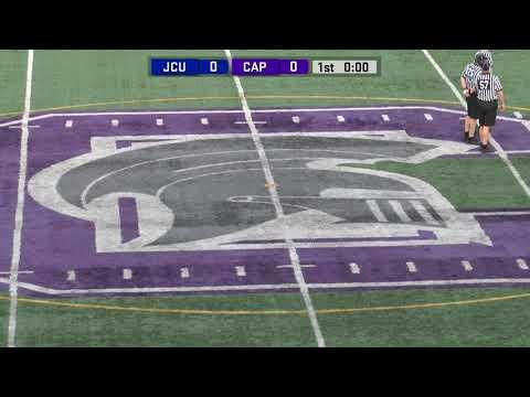 Capital Men's Lacrosse vs. John Carroll (2017)