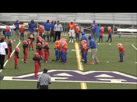 130921 Michgan Warriors vs Gators (12-0 Win)