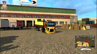 Euro Truck Simulator 2 - ETS 2 Mods Reviews MOD de PASSAGEIROS│NetstocGaming