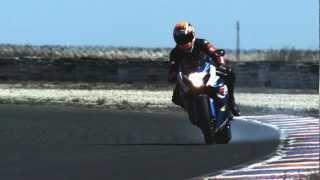 Suzuki Motovudu - The Limit is Yours - Simon Crafar - The GSXR-1000