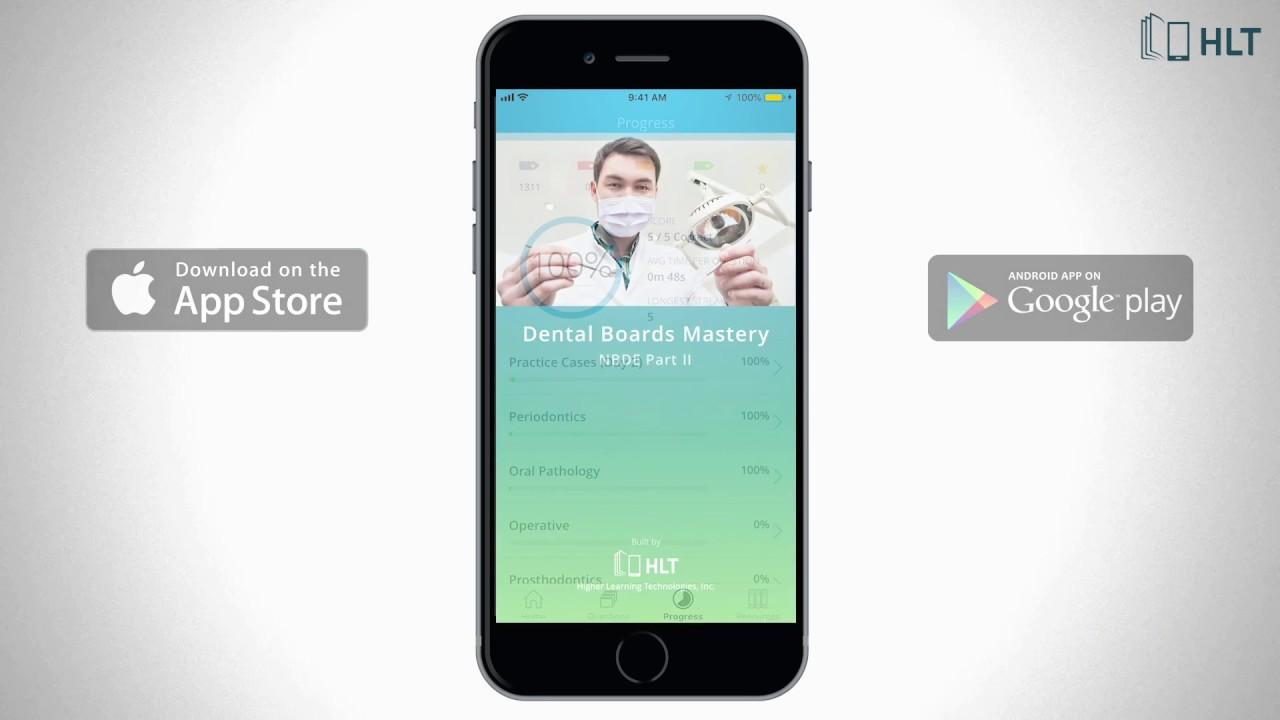 Dental Boards Mastery - NBDE II   Higher Learning Technologies