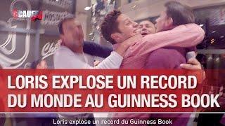 Loris explose un record du monde au Guinness Book - C'Cauet sur NRJ