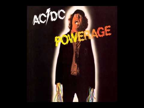 ACDC Powerage  Up To My Neck In You