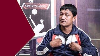 Sports Hour With Kaji Man Shrestha || Action Sports
