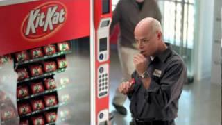 Kit Kat tv commercial
