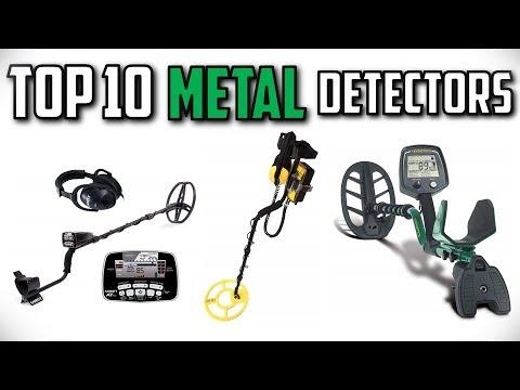 10 Best Metal Detectors In 2019