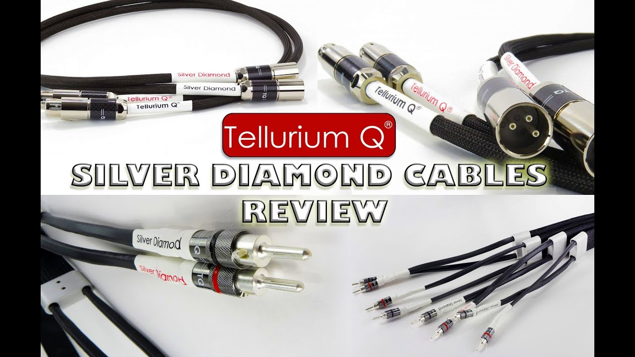 Atacama Hifi Rack Review Tellurium Q Silver Diamond Hifi Speaker Cable Balanced Digital Long Term User Review