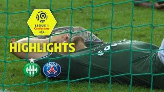 AS Saint-Etienne - Paris Saint-Germain ( 1-1 ) - Highlights - (ASSE - PARIS) / 2017-18