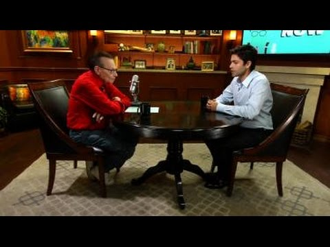 "Adrian Grenier on ""Larry King Now"" - Full Episode available in the U.S. on Ora.TV"