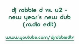 djrobbied Vs. U2 - New Year