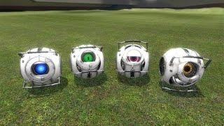 Portal 2 - Модули