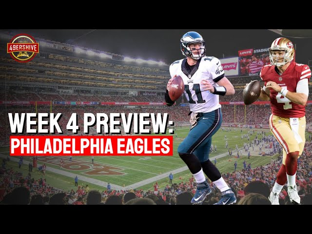 Week 4 Preview: The Philadelphia Eagles