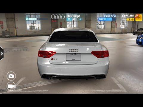 CSR Racing 2 Audi RS5 Coupe
