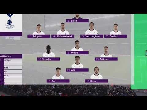 Manchester united vs Tottenham 1-0 match 13/01/2019