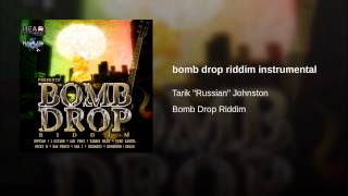 bomb drop riddim instrumental