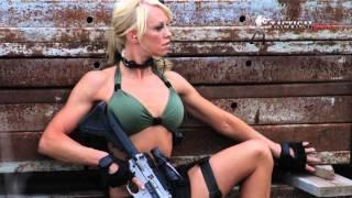 2014 April Tacgirl MissBattleBorn - Tactical Girls Exclusive