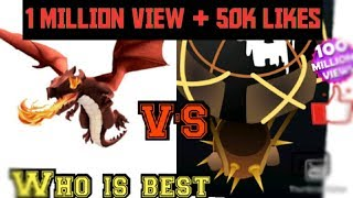 Dragon vs Lava loon attack in TH 13 max by COC guru