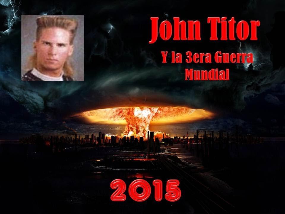John Titor, el supuesto viajero en el Tiempo - YouTube  John Titor, el ...