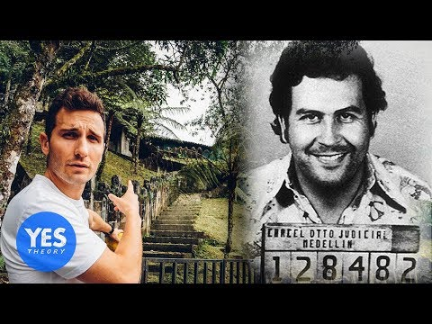 ABANDONED Prison Pablo Escobar Built For Himself (Revealed by Ex-Drug Dealer)