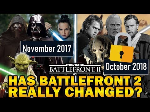 HAS BATTLEFRONT 2 REALLY CHANGED? Star Wars Battlefront 2 thumbnail