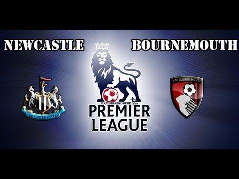 FIFA 18 newcastle v bournmouth @st james park
