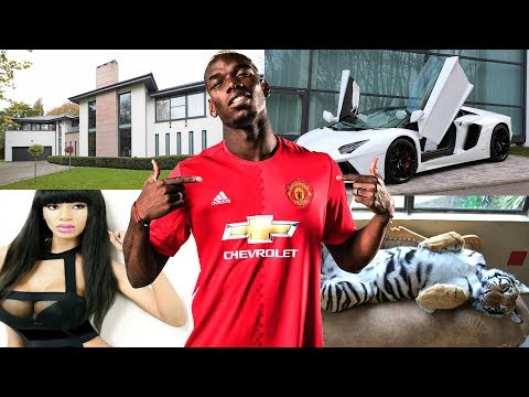 Paul Pogba's Lifestyle ★ 2018