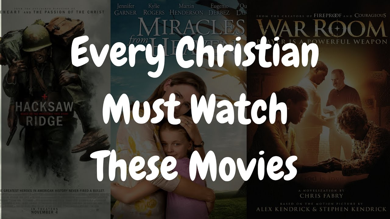 Best Christian Movies Based on Really Incredible Stories | A must-watch for any Christian | LOCM
