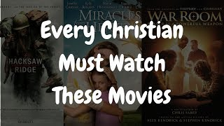 Best Christian Movies Based on True incredible Stories | A Must watch for every Christian | LOCM