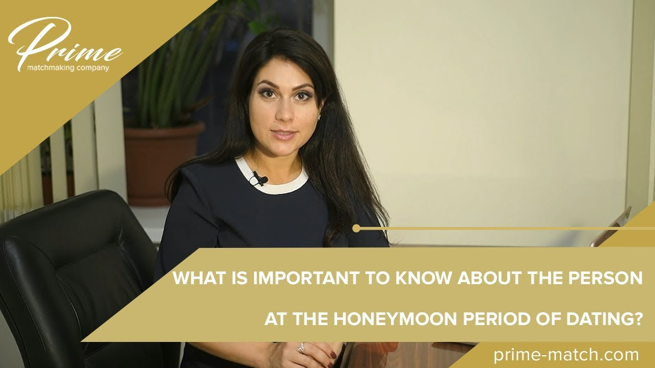 what is the honeymoon stage of dating