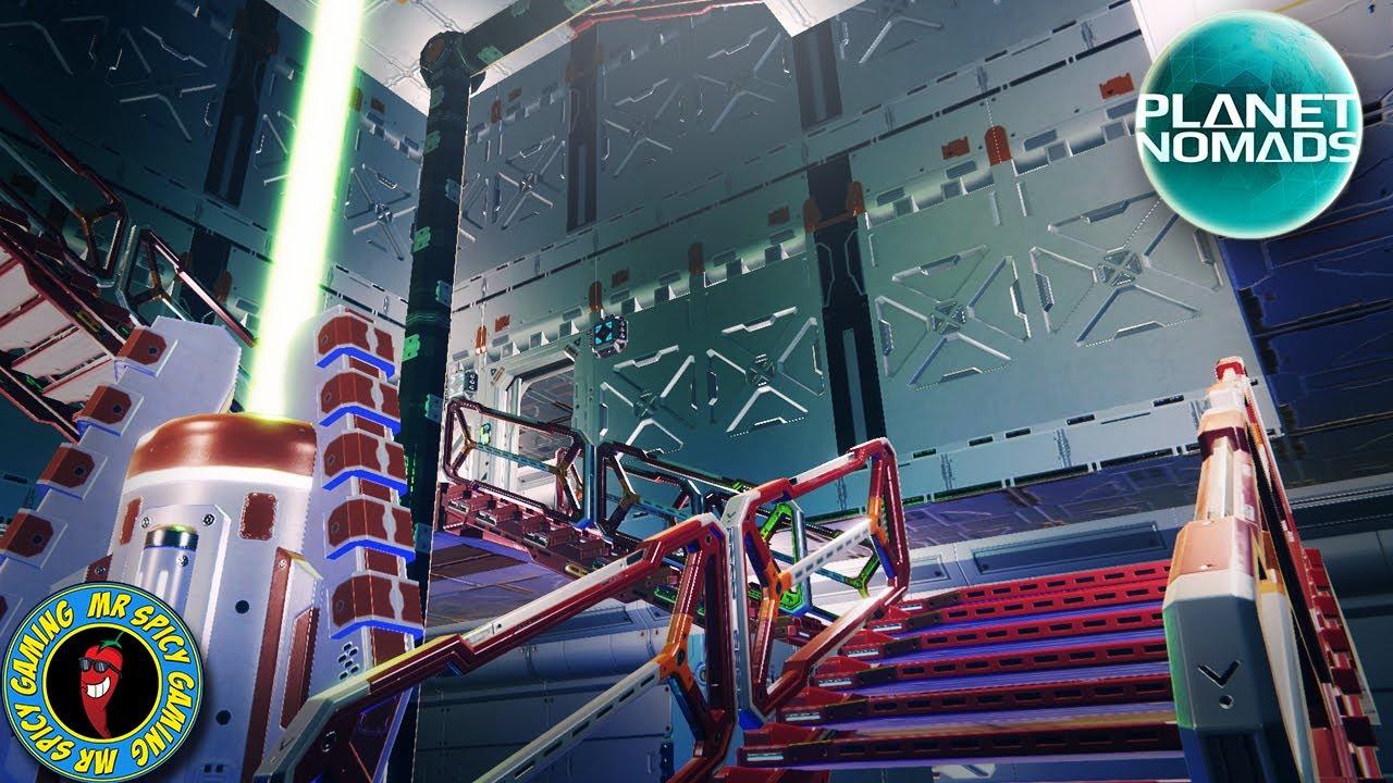 REVAMPING LES NIVEAUX INFÉRIEURS POUR UN MEILLEUR REGARD - Planet Nomads Gameplay S2 Ep47 + vidéo