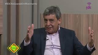 RDC TV - Entrevista Sebastião Melo no Rio Grande em Movimento