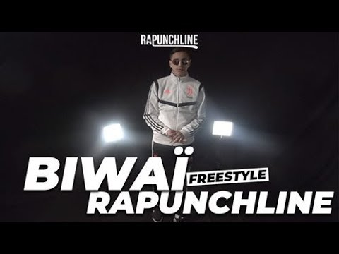 Youtube: Biwaï freestyle  Rapunchline
