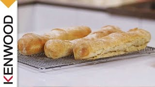 Baguettes | Kenwood Titanium Chef | Recipe Thumbnail