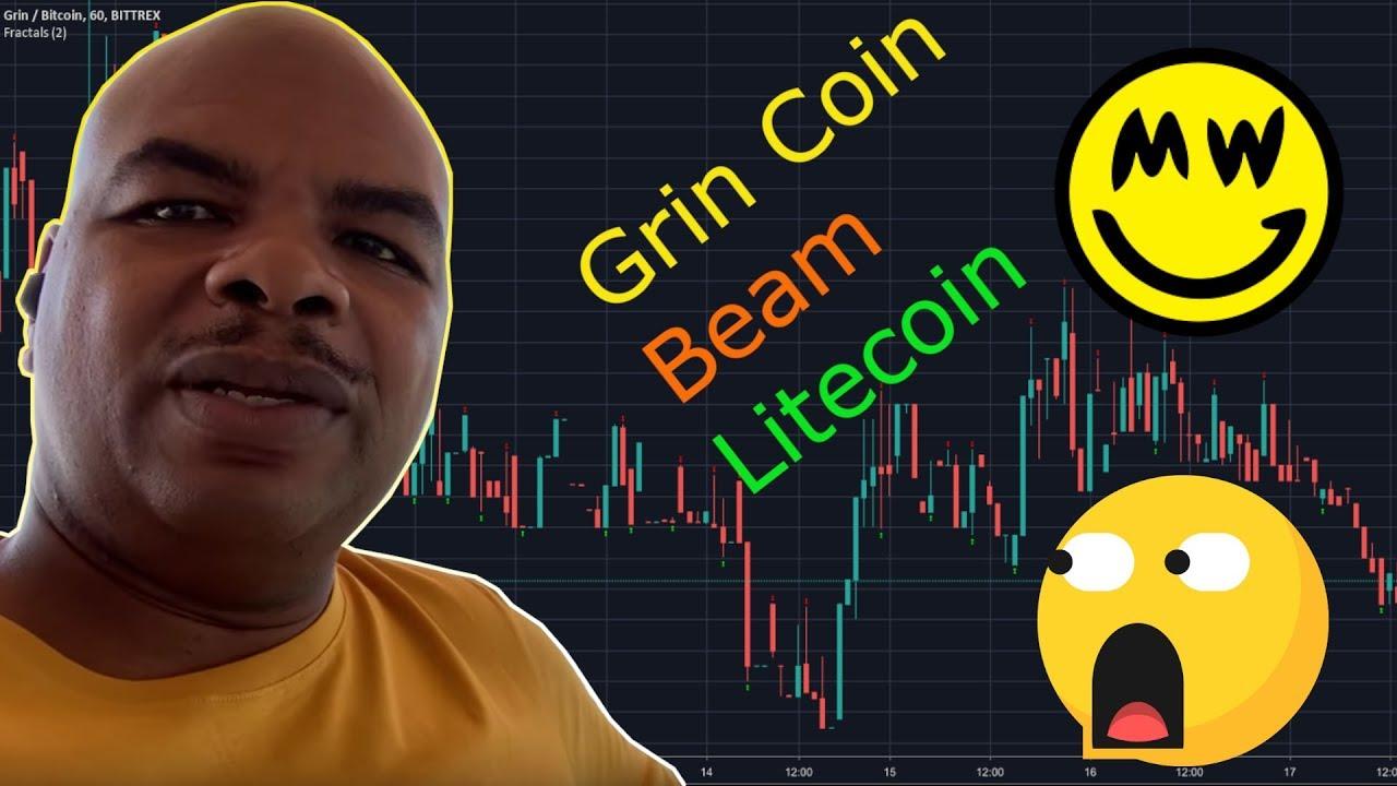 Davincij15 : Watch this before you buy Grin coin ! Beam coin, Litecoin,  Mimble Wimble, MMCrypto